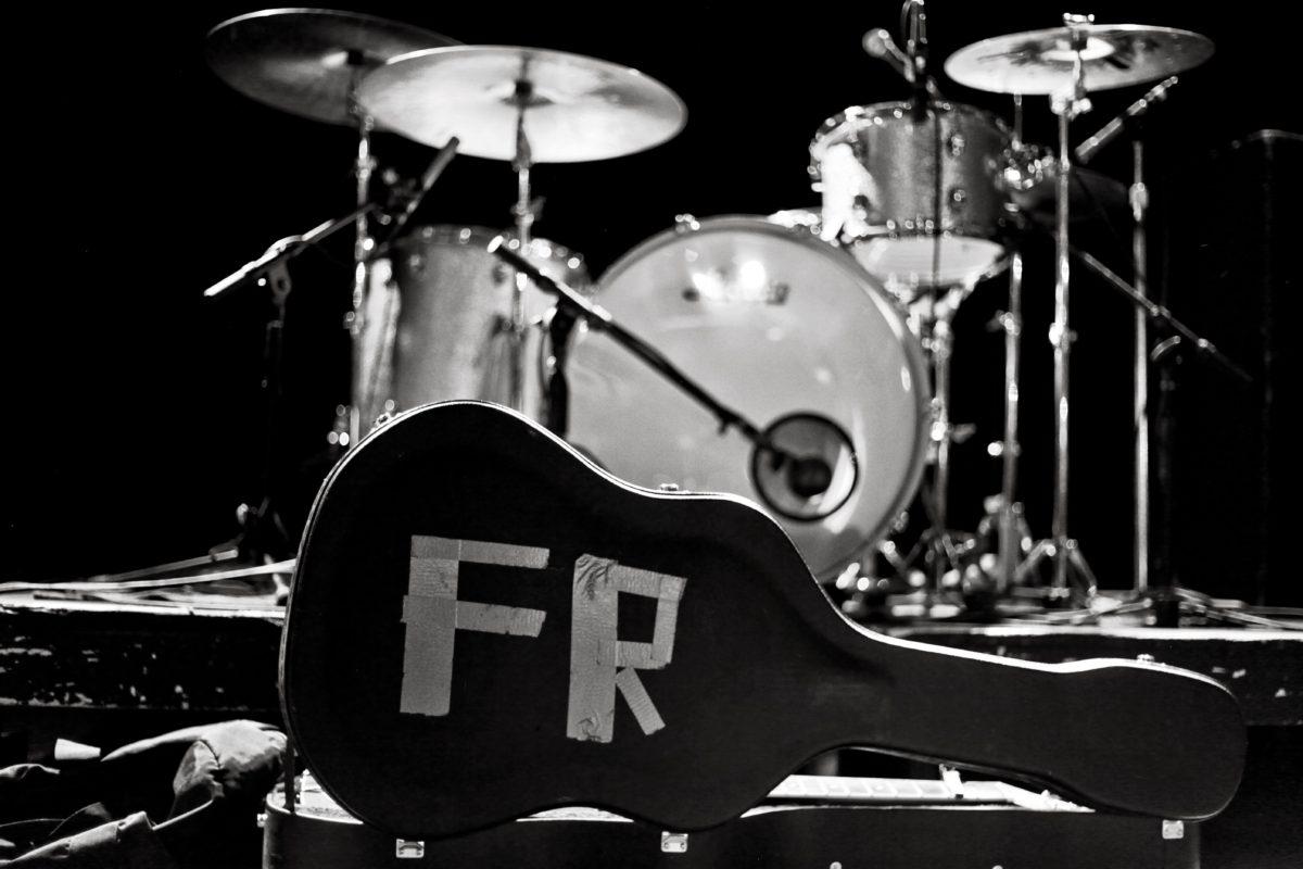 Field Report Guitar Case