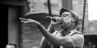 Tunde Adebimpe On Lead Vocals