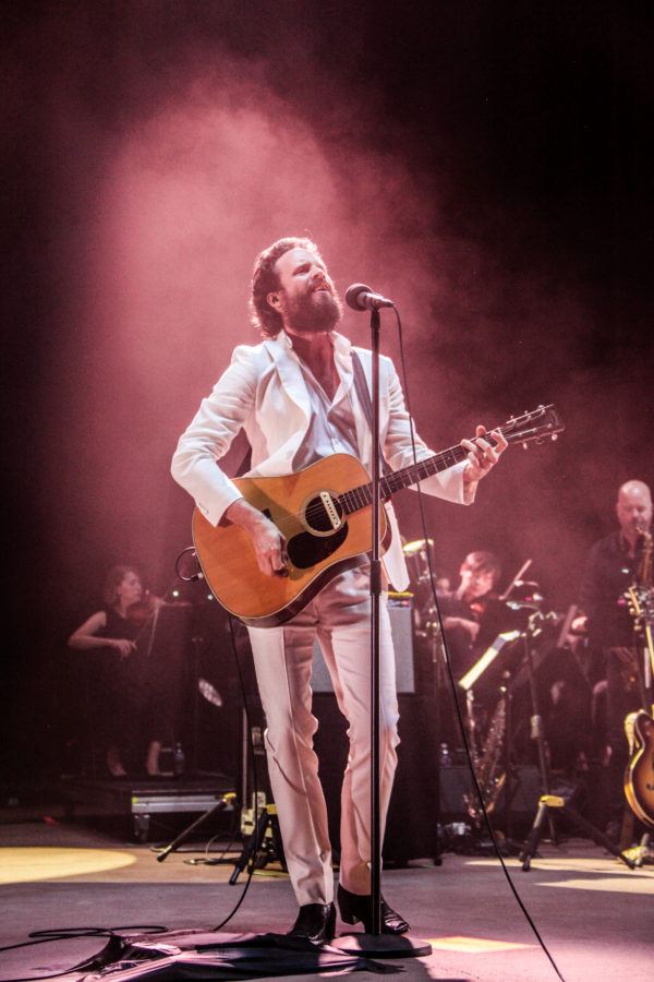 Joshua Tillman as Father John Misty