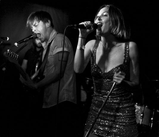 Leah & Peter Singing