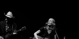 Gillian Welch & David Rawlings at Red Rocks