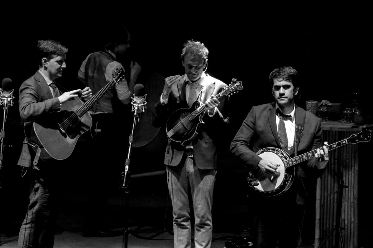 Punch Brothers at Red Rocks Amphitheater