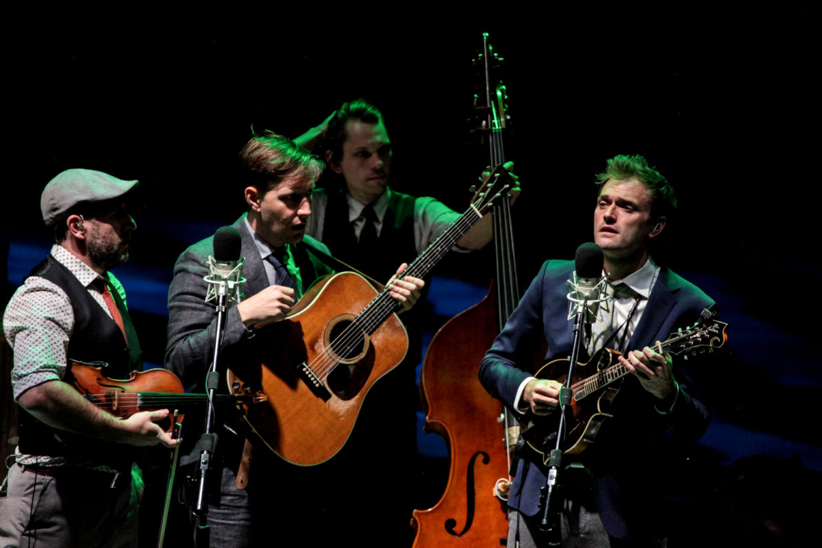 Punch Brothers Red Rocks 2018