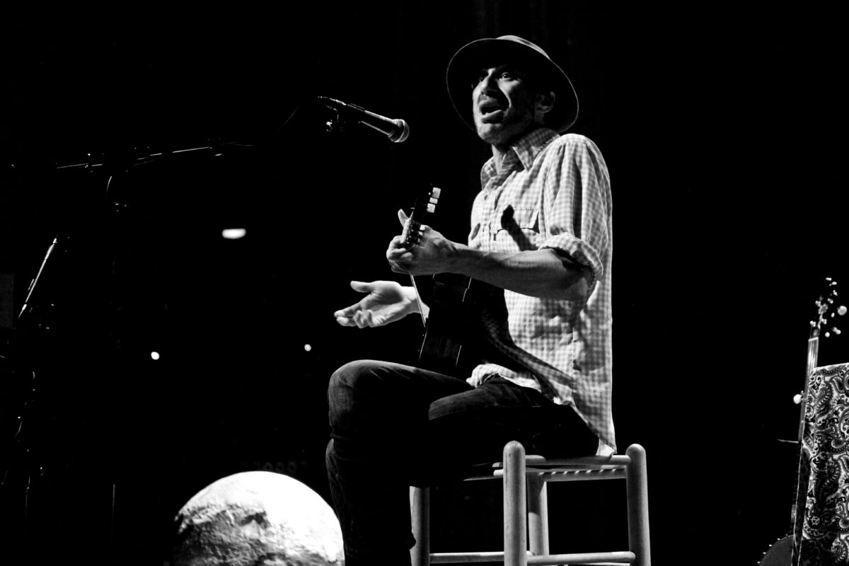 Todd Snider In Denver