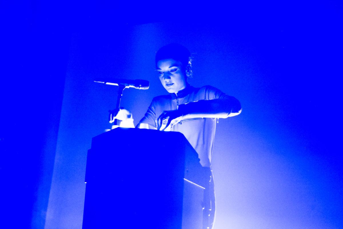 JAIN at Bluebird Theater in Denver