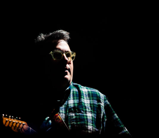 John Flansburgh of They Might Be Giants