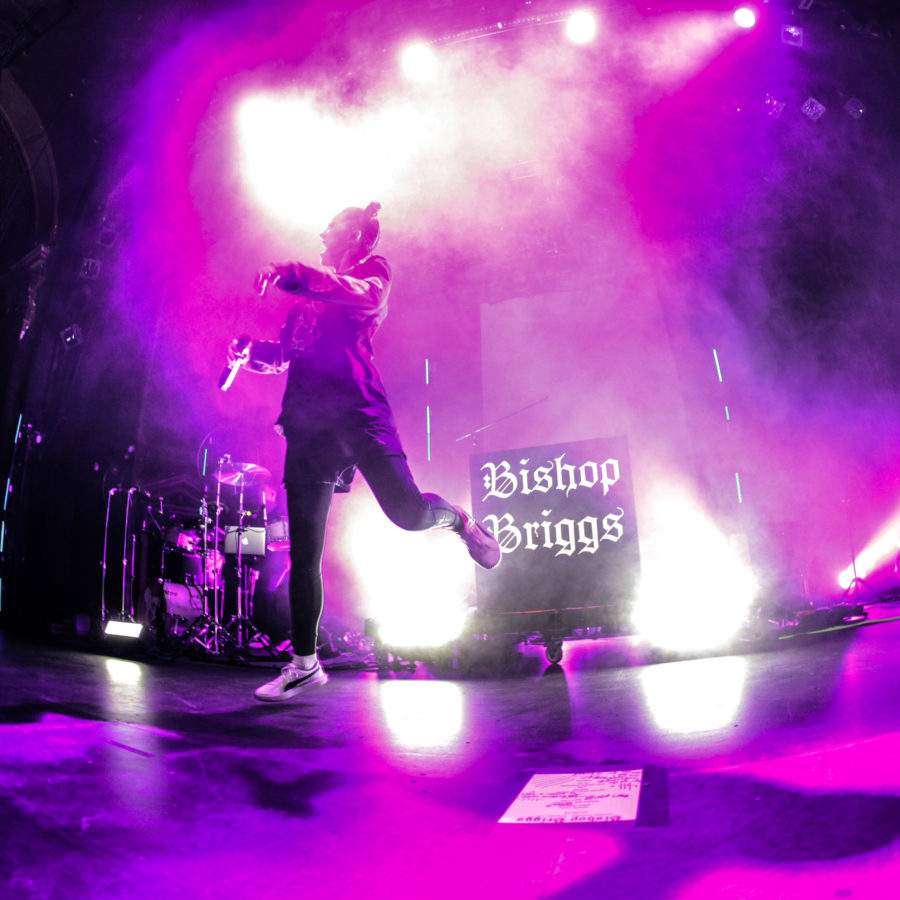 Bishop Briggs Dancing