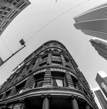 Buildings In Downtown Dallas