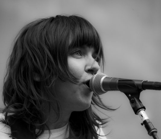 Courtney Barnett #2 at Red Rocks
