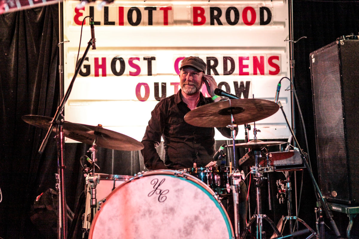 Stephen Pitkin of Elliott Brood