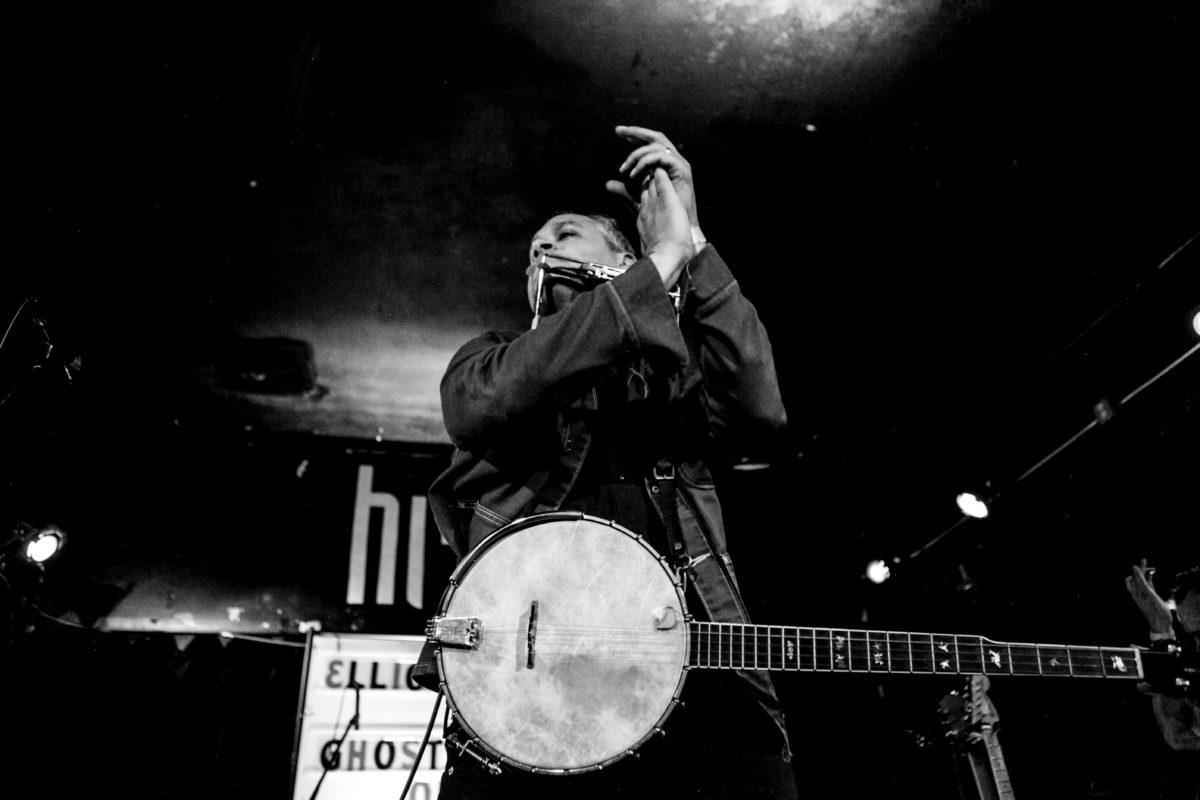 Mark Sasso Banjo Clapping