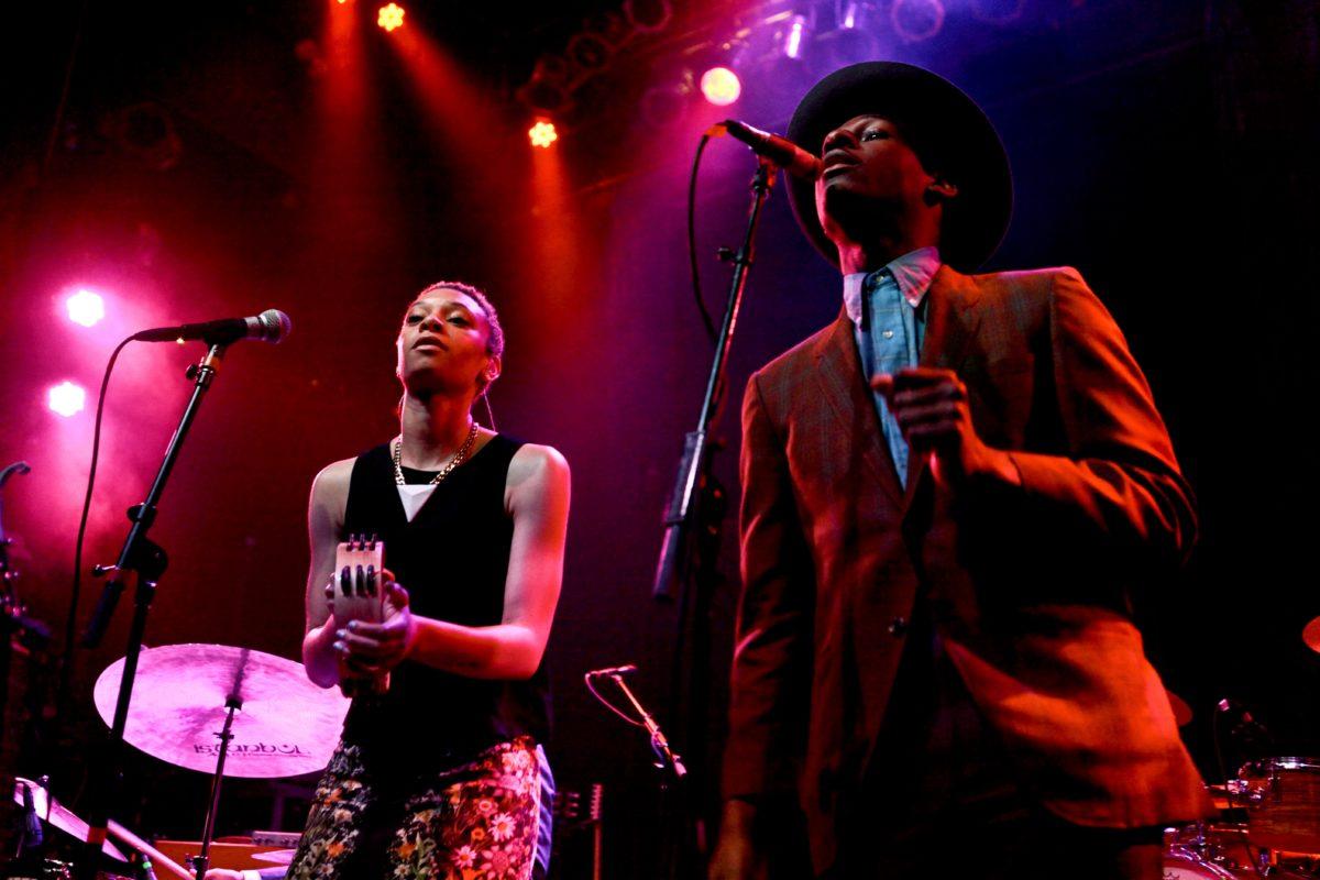 Leon Bridges & Brittni Jessie