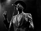 Leon Bridges at Gothic Theater