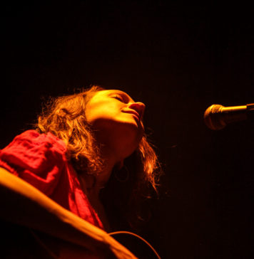 Emily Frantz of Mandolin Orange