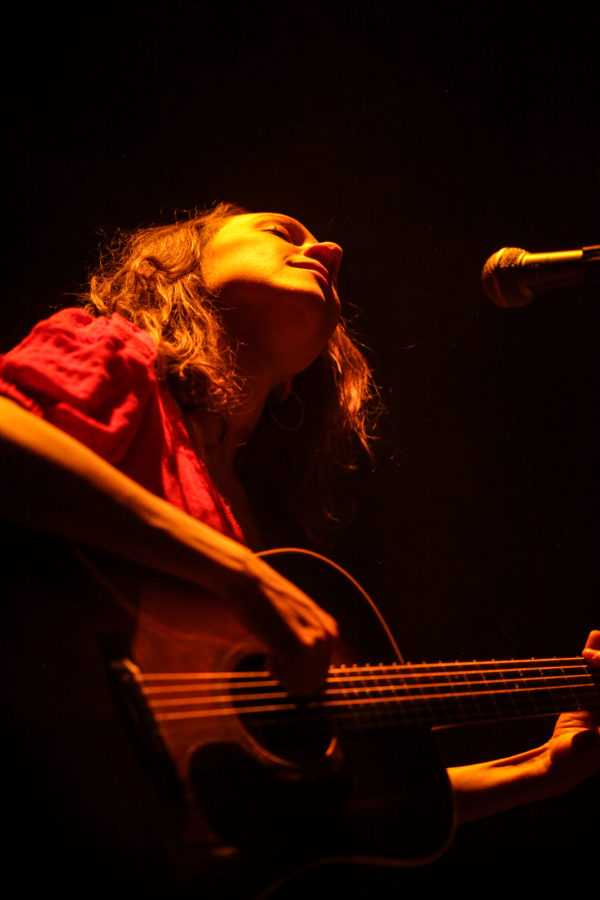 Emily Frantz of Mandolin Orange