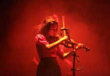 Emily Frantz on Violin