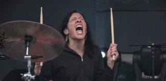 Kim On Drums