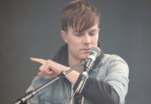 Pointing At Kim