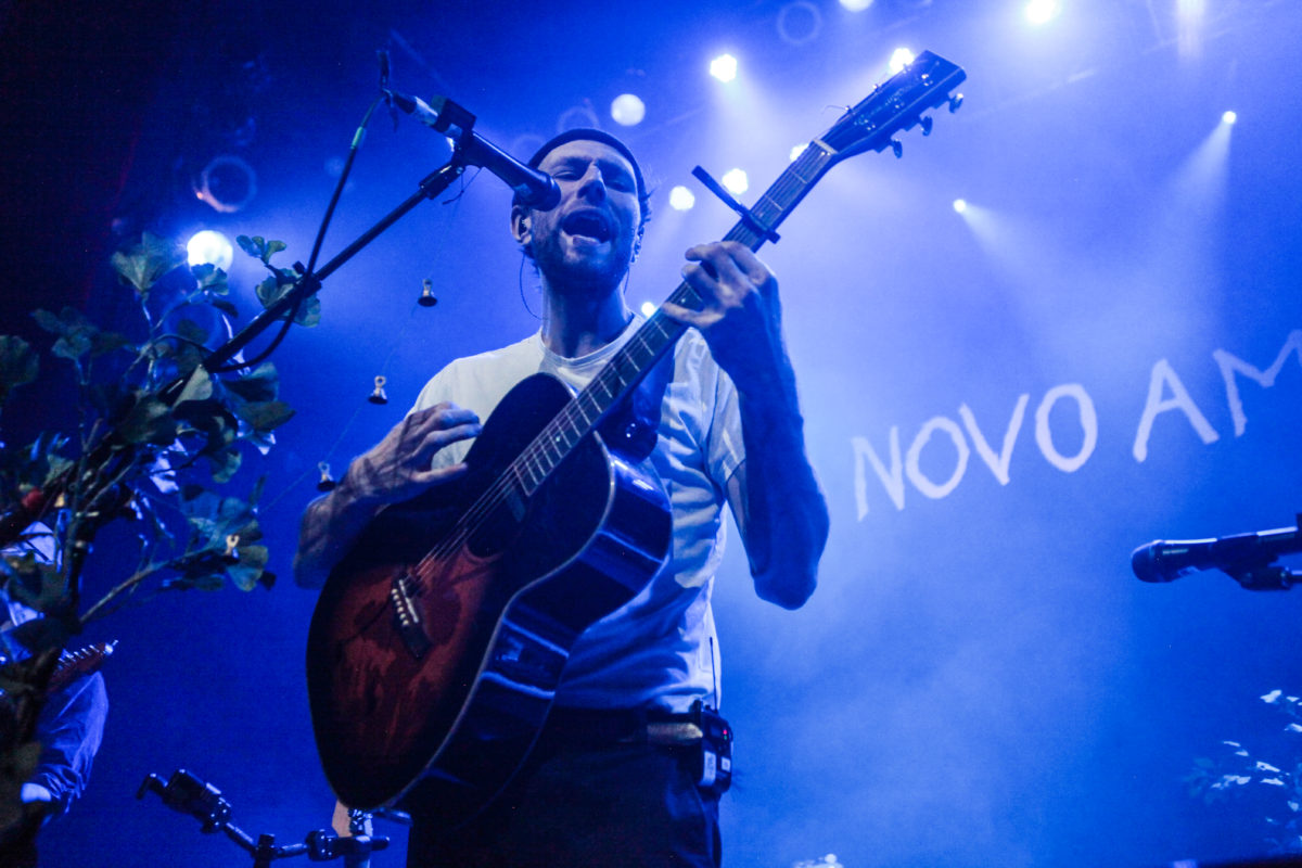 Novo Amor at Gothic Theater