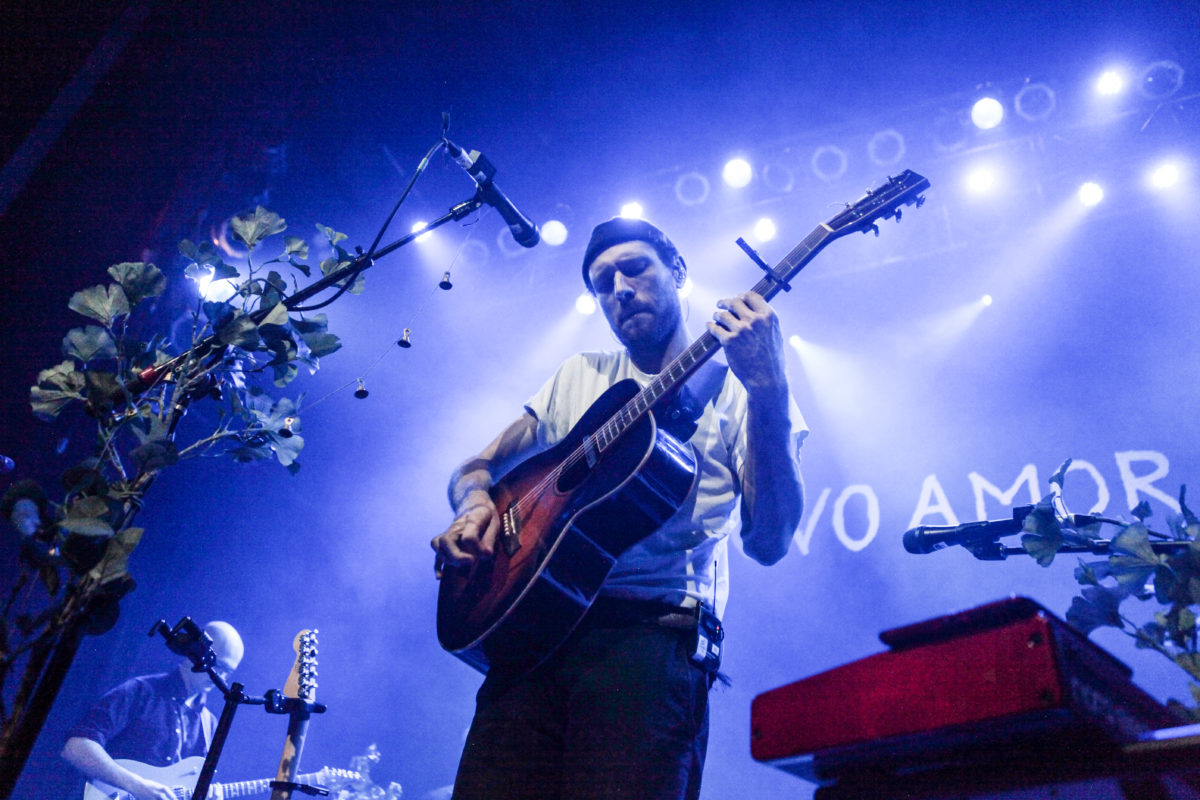 Novo Amor Live at Gothic Theater