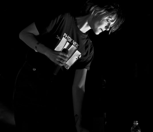 Channy Leaneagh of Polica