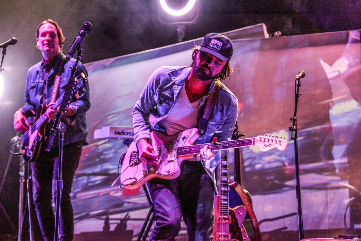 Shakey Graves at Red Rocks