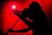 Megan Taylor Parks on Fiddle
