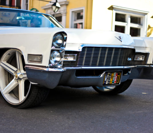 Who Dat Cadillac