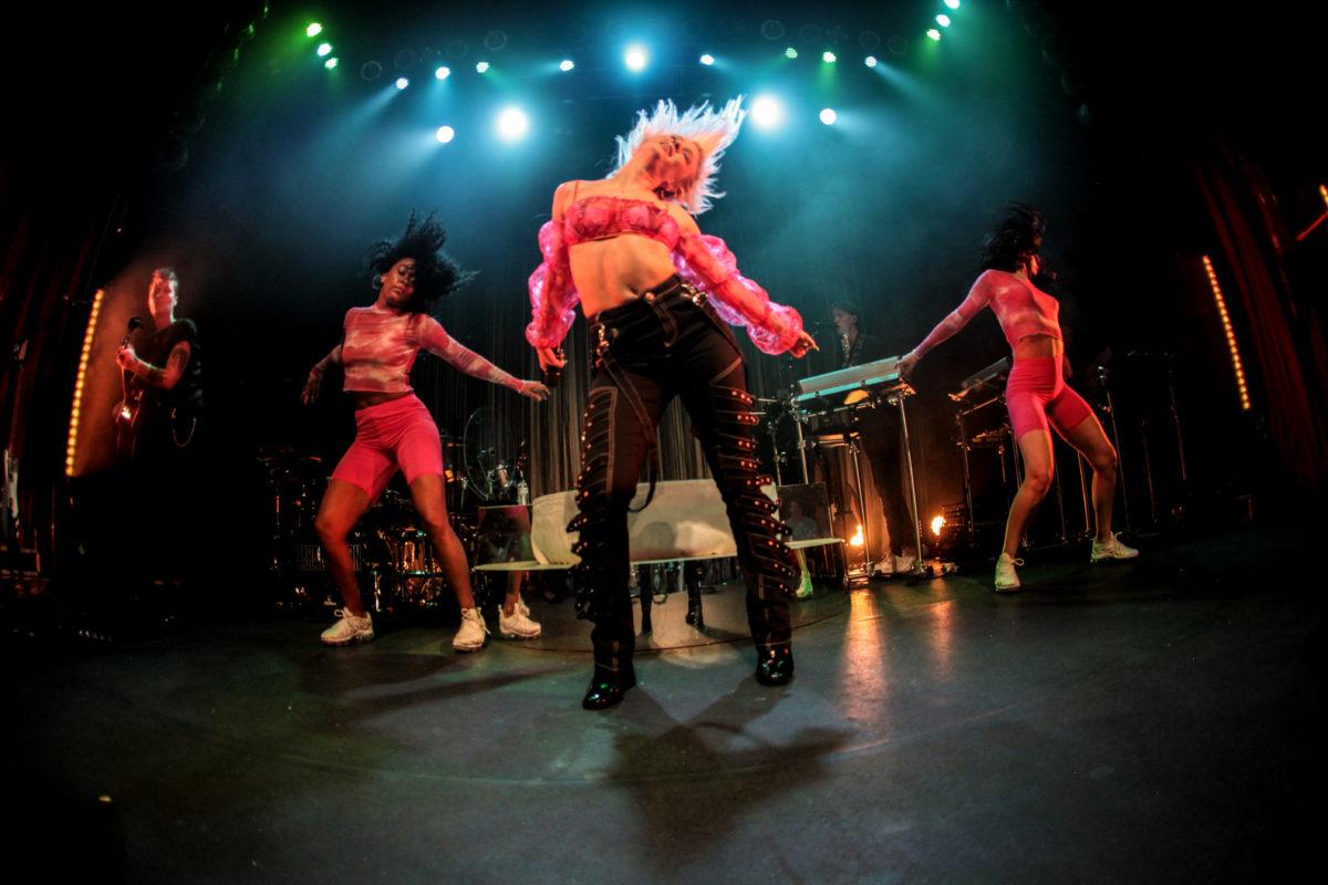Zara Larsson at Gothic Theater #8